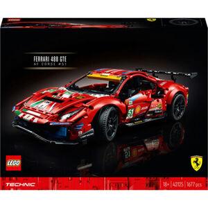 "LEGO® Technic - 42125 Ferrari 488 GTE ""AF Corse #51"""