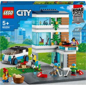 LEGO® City - 60291 Modernes Familienhaus
