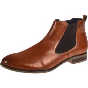 Bugatti Chelsea Boots, Leder, angeraut, für Herren