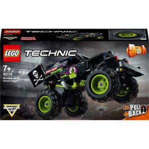 LEGO® Technic - 42118 Monster Jam® Grave Digger®, 2-in-1-Modell