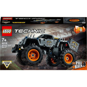 LEGO® Technic - 42119 Monster Jam® Max-D®, 2-in-1-Modell
