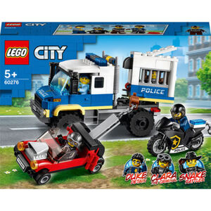 LEGO® City - 60276 Polizei Gefangenentransporter
