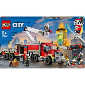 LEGO® City - 60282 Mobile Feuerwehreinsatzzentrale