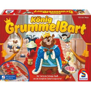 Schmidt Spiele König Grummelbart, Geschicklichkeitsspiel