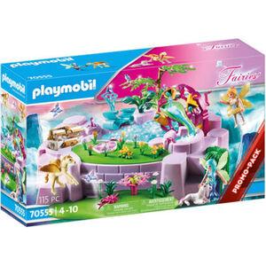 PLAYMOBIL® Fairies - Zaubersee im Feenland 70555