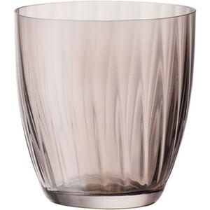 Bohemia Selection Wasserglas Georgia, 260 ml, braun