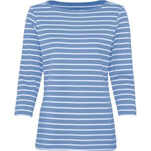"""Adagio Shirt """"Anja 1"""", 3/4-Arm, U-Boot-Ausschnitt, Ringel, für Damen"""