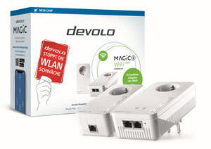 Magic 2 WiFi next Starter Kit Powerline