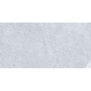 Bodenfliese Sondrio Feinsteinzeug Grigio 30 cm x 60 cm