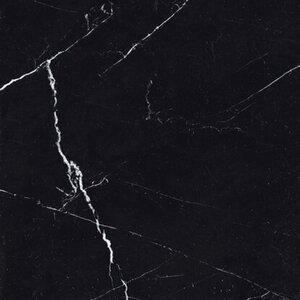 Bodenfliese Marquinia Feinsteinzeug Nero 60 cm x 60 cm