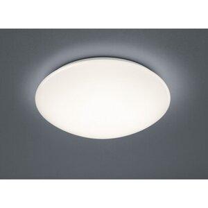 Reality LED-Deckenleuchte Putz Weiß 15 W Kunststoff EEK: A+