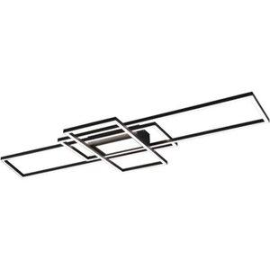Trio LED-Deckenleuchte Irvine Anthrazit
