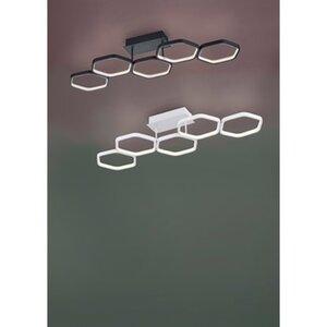 Reality LED-Deckenleuchte Vigo Anthrazit