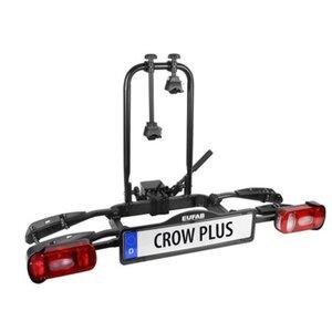 Eufab Fahrradträger Crow Plus 11582 Erweiterbar