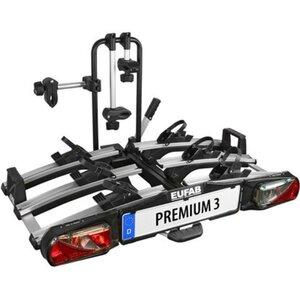 Eufab Fahrrad-Kupplungsträger Premium 3 mit Abklappfunktion