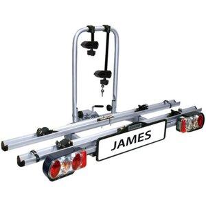 Eufab Fahrrad-Kupplungsträger James