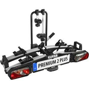 Eufab Fahrrad-Kupplungsträger Premium 2 Plus