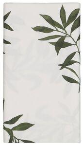 HEMA Tischdecke, Papier, 138 X 220 Cm, Blattmuster
