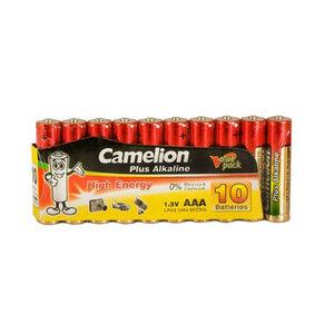 Camelion Plus Alkaline Micro Batterien AAA LR03 UM4, 1,5 V, 10 Stück