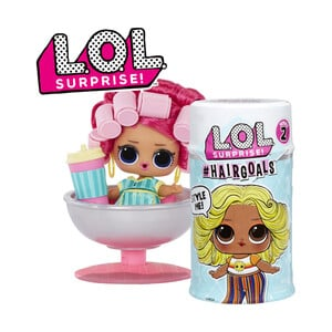 L.O.L. Surprise Hairgoals 2.0 ab 5 Jahren