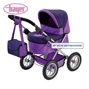 Puppenwagen Trendy versch. Designs, ab 3 Jahren