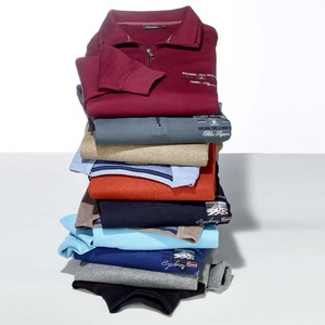 Damen- und Herren- Pullover oder Herren- Sweattroyer versch. Farben und Größen