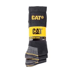 CAT Herren-Socken versch. Modelle, Farben und Größen, 4er-Pack je