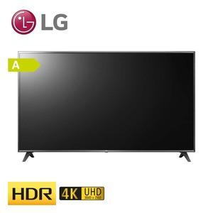 75UN71006LC · TV-Aufnahme über USB · 3 x HDMI, 2 x USB, CI+ · integr. Kabel-, Sat- und DVB-T2-Receiver · Maße: H 97,8 x B 169,3 x T 8,9 cm · Energie-Effizienz A (Spektrum A+++ bis D)  Bildschi