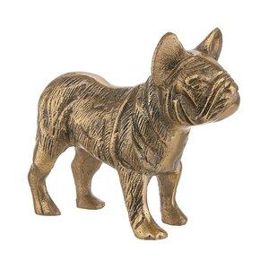 GONZO Deko Bulldogge L 14 x H 11cm