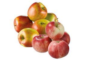 Äpfel, verschiedene Sorten