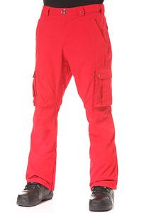 Light Cartel - Snowboardhose für Herren - Rot
