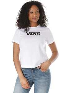 VANS Flying V - T-Shirt für Damen - Weiß
