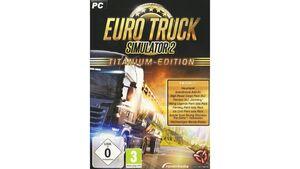 Euro Truck Simulator 2 - Titanium-Edition