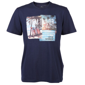 Herren T-Shirt mit Frontbild