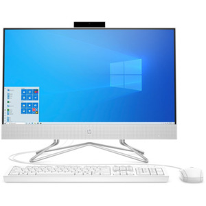 """HP All-in-One PC 24-df0013ng [60,5cm (23,8"""") Touch-Display, Intel i5-1035G1, 8GB RAM, 512GB SSD, Windows 10]"""