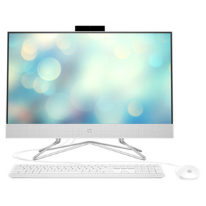 """HP All-in-One PC 24-df0102ng [60,5cm (23,8"""") FHD-Display, Intel i5-10400T, 8GB RAM, 256GB SSD, FreeDOS]"""