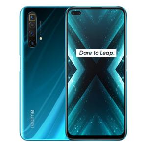 "Realme X3 SuperZoom 256GB Glacier Blue EU [16,6cm (6,6"") IPS LCD Display, Android 10, 64MP Quad-Kamera]"