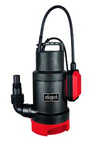 Scheppach SWP800-2 Schmutzwasser-Tauchpumpe 750 W