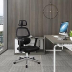 Happy Home Bürostuhl HSG03-SCH schwarz