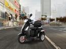 Bild 2 von Econ- Way Seniorenmobil T408-1 schwarz