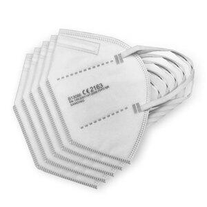 KSR Healthcare Mund-Nasen-Maske FFP2 NR 5er
