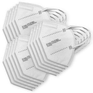 KSR Healthcare Mund-Nasen-Maske FFP2 NR 15er