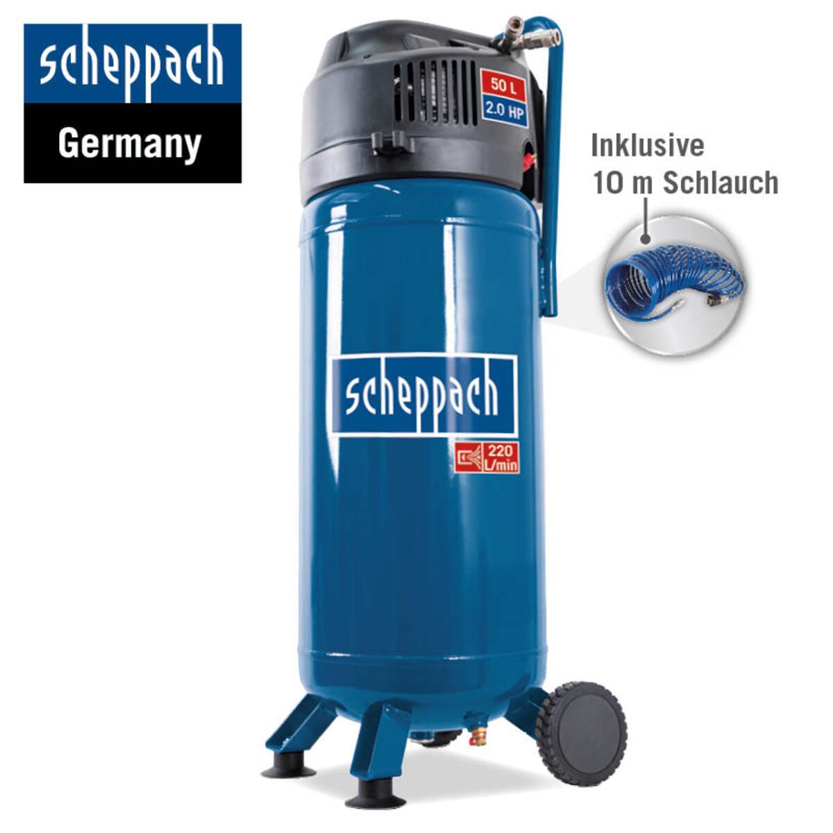 Bild 4 von Scheppach Kompressor VC52Pro SE