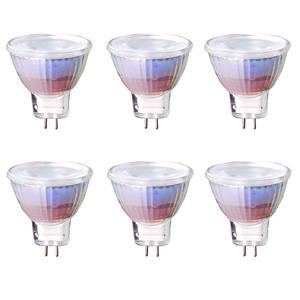 I-Glow Spezial-LED-Leuchtmittel - GU4 Spot 6er Set