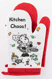 Sheepworld Ofenhandschuhe - Kitchen Chaos, 2er-Set
