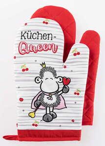 Sheepworld Ofenhandschuhe - Küchen Queen, 2er-Set