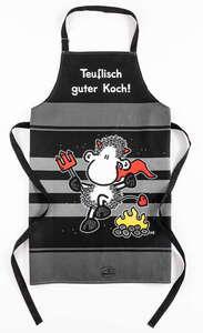 Sheepworld Küchenschürze - Teuflisch guter Koch