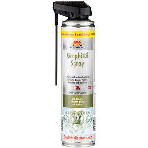 Carfit Graphitölspray + inkl. 2-Wege Kopf
