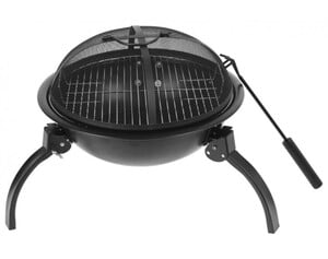 Feuerstelle Barbecue Champ Wood