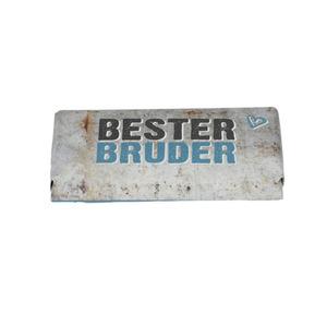 "Schokolade 40 g ""Bester Bruder"""
